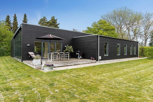 Villa på Skovsbovænge i Svendborg - Ejendommen