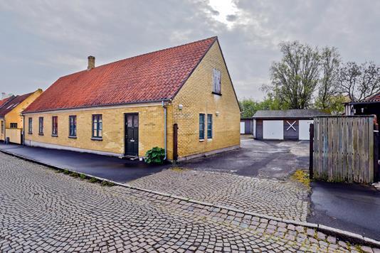 Villa på Vesterbro i Ærøskøbing - Andet