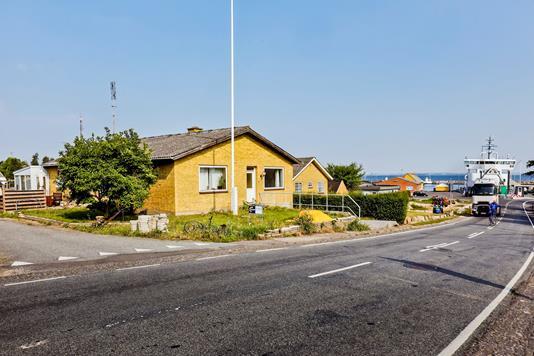 Villa på Havnevejen i Søby Ærø - Andet