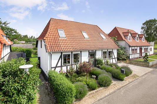 Villa på Momleby i Hesselager - Ejendommen