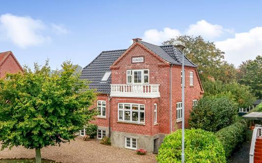 Villa på Jens Winthers Vej i Rudkøbing - Ejendommen