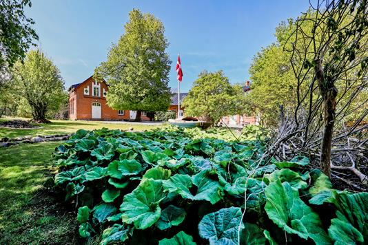 Villa på Skovby Skolevej i Søby Ærø - Andet