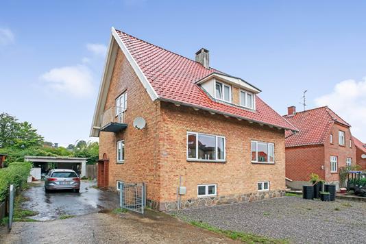 Villa på Dronningemaen i Svendborg - Ejendommen