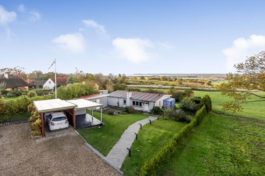 Villa på Kirkebakken i Svendborg - Ejendommen