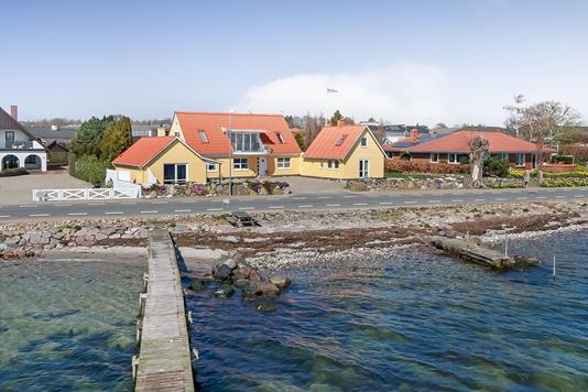 Villa på Skårupøre Strandvej i Skårup Fyn - Område