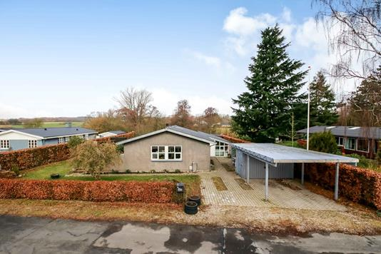 Villa på Skårup Vesterløkke i Skårup Fyn - Ejendommen