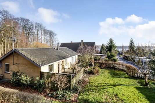 Villa på Liljevej i Svendborg - Ejendommen