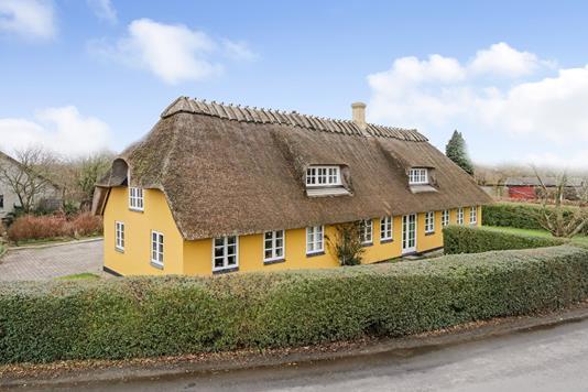 Villa på Strammelse Gade i Svendborg - Ejendommen