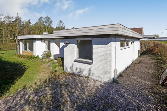 Villa på Bergmannsvej i Svendborg - Ejendommen