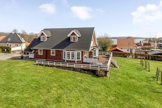 Villa på Thorseng i Svendborg - Ejendommen