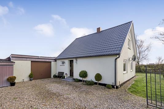 Villa på Trunderup Dongsvej i Kværndrup - Ejendommen