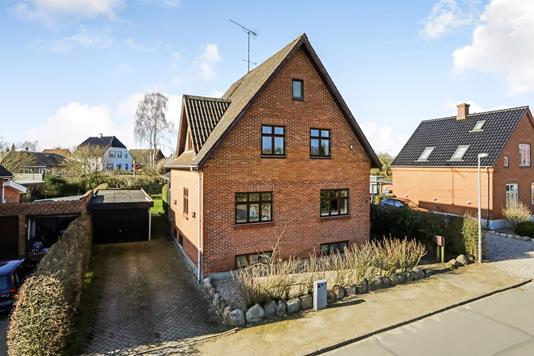 Villa på Trappebæksvej i Svendborg - Ejendommen