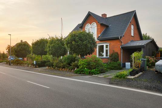 Villa på Møllevejen i Marstal - Andet