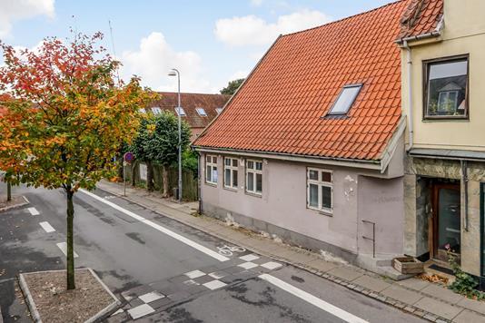 Ejerlejlighed på Møllergade i Svendborg - Ejendommen