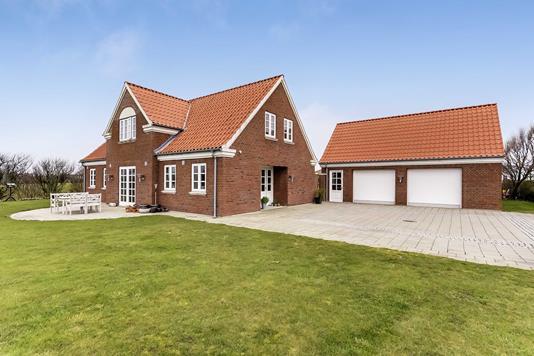 Villa på Pugflodsvej i Ringkøbing - Ejendommen