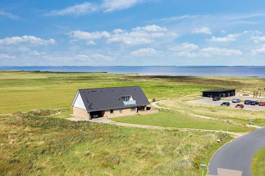 Villa på Fjordengen i Hvide Sande - Ejendommen
