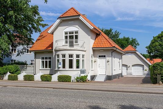 Villa på Herningvej i Ringkøbing - Ejendommen