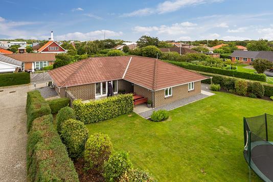 Villa på Tromsøvej i Ringkøbing - Ejendommen