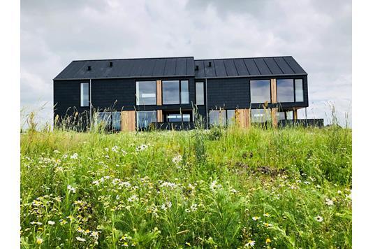 Villa på Strandkanten B i Ringkøbing - Facade