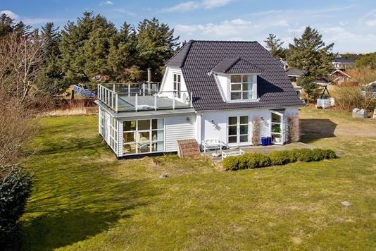 Villa på Holmsland Klitvej i Hvide Sande - Ejendommen