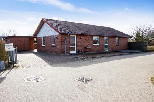Villa på Langelandsgade i Ringkøbing - Ejendommen
