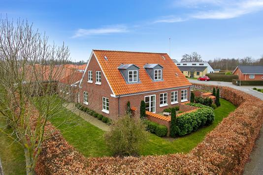 Villa på Smørblomsten i Ringkøbing - Ejendommen
