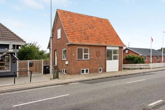 Villa på Nørregade i Hvide Sande - Andet
