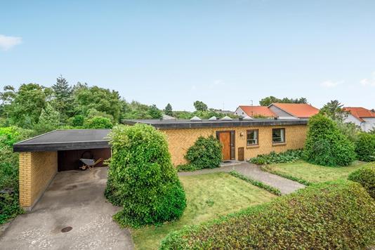 Villa på Fasanvej i Tim - Ejendommen