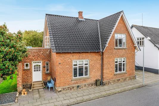 Villa på Møllevej i Ringkøbing - Ejendommen