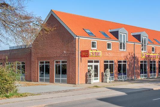 Ejerlejlighed på Herningvej i Ringkøbing - Ejendommen