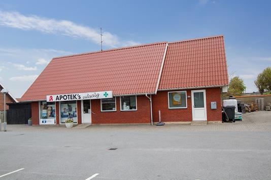 Villa på Parallelvej i Hvide Sande - Ejendommen
