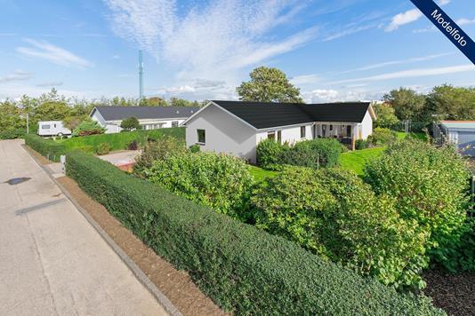 Villa på Bøgevej i Ringkøbing - Ejendommen