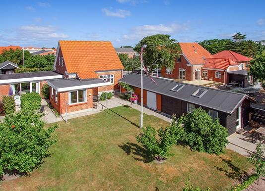 Villa på Østertoften i Ringkøbing - Andet