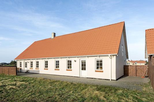 Villa på Anker Eskildsens Vej i Hvide Sande - Ejendommen