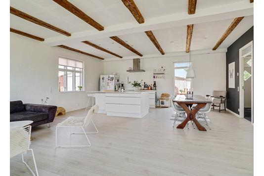 Villa på Herningvej i Ringkøbing - Køkken alrum