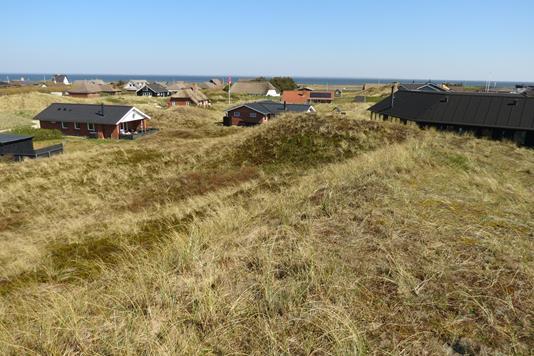 Fritidsgrund på Strandkrogvejen i Hvide Sande - Grund