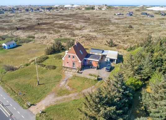 Villa på Sønder Klitvej i Hvide Sande - Andet
