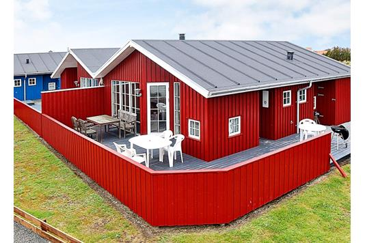 Fritidsbolig på Anker Eskildsens Vej i Hvide Sande - Forsidebillede