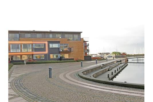 Andelsbolig på Beddingen i Ringkøbing - Andet