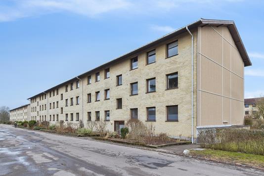 Ejerlejlighed på Brøndbyvestervej i Brøndby - Facade