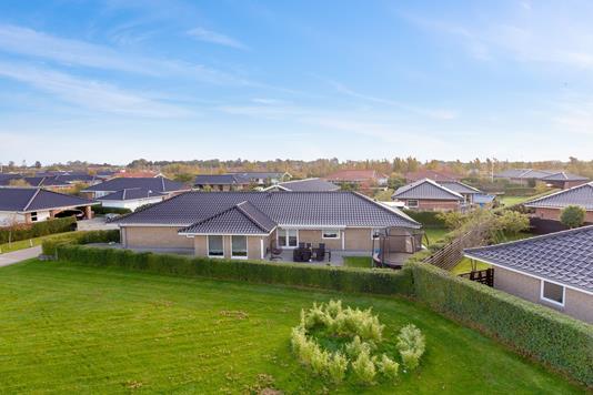Villa på Brunellevej i Taastrup - Ejendommen