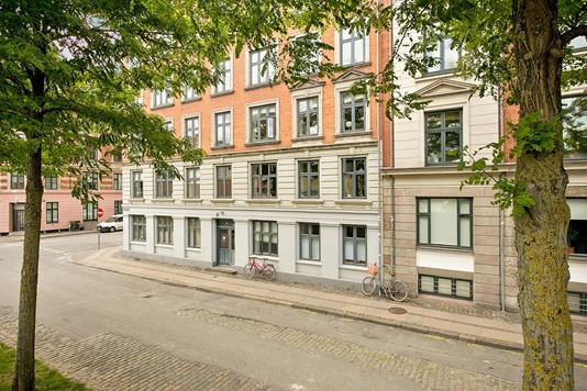 Andelsbolig på Tietgensgade i København V - Facade