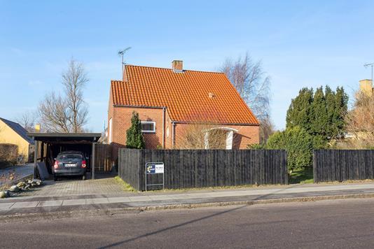 Villa på Brorsonsvej i Taastrup - Ejendommen