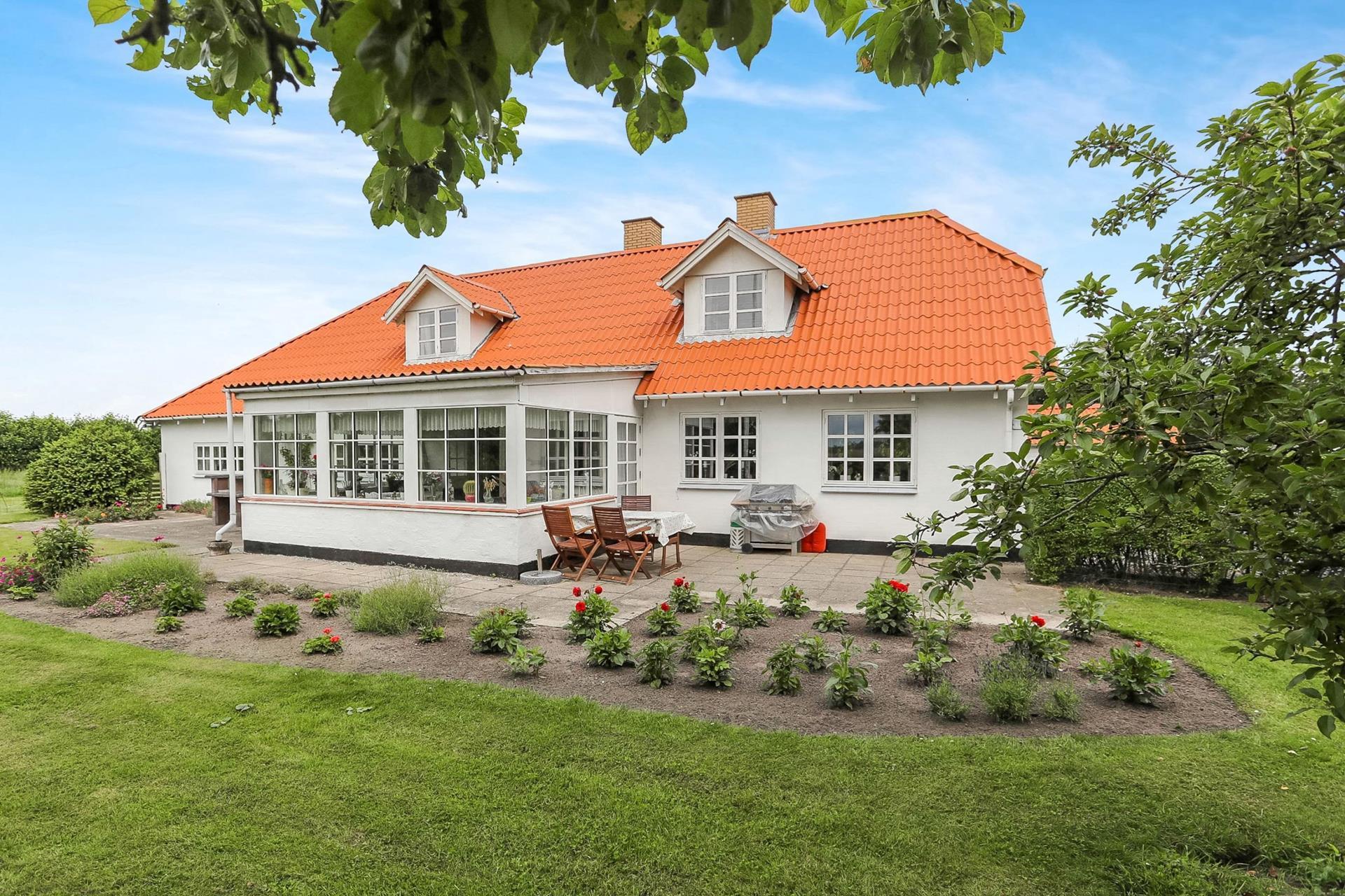 Landejendom på Nørrehedevej i Hals - Andet