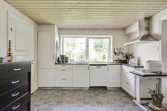 Villa på Aagade i Storvorde - Køkken