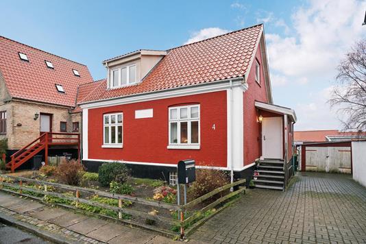 Villa på Herskindsgade i Aalborg - Ejendommen