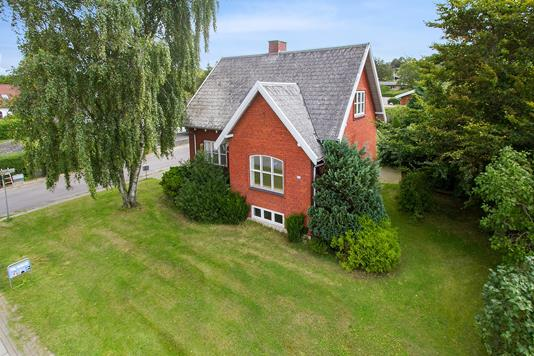 Villa på Gugvej i Aalborg SØ - Set fra haven