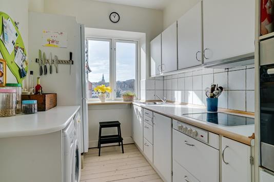 Ejerlejlighed på Hasserisgade i Aalborg - Køkken