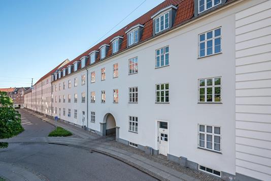 Ejerlejlighed på Islandsgade i Aalborg - Ejendommen