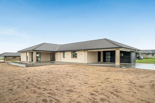 Villa på Griegsvej i Aalborg SV - Ejendommen